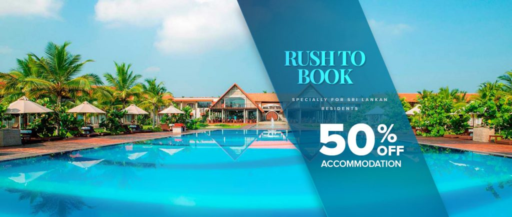 50% Off Rush to Book Offer at Uga Bay