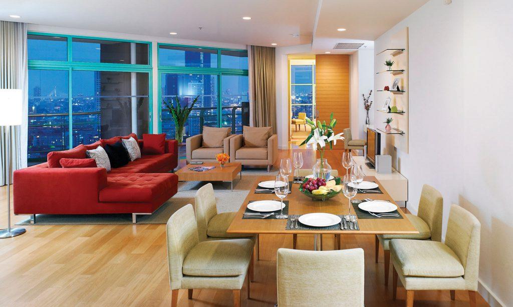 Full Flexible Room offer at Chatrium Residence Riverside Bangkok