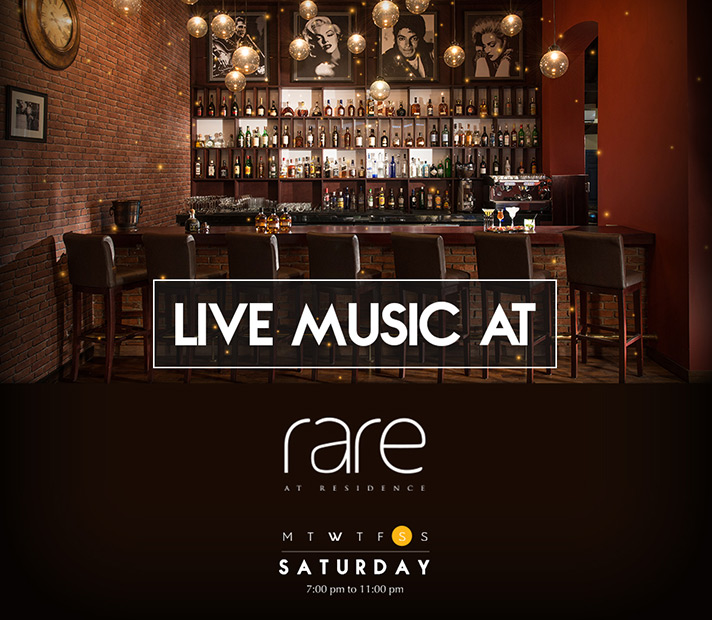Live Music at Rare