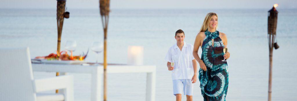 Honeymoon on Maafushivaru