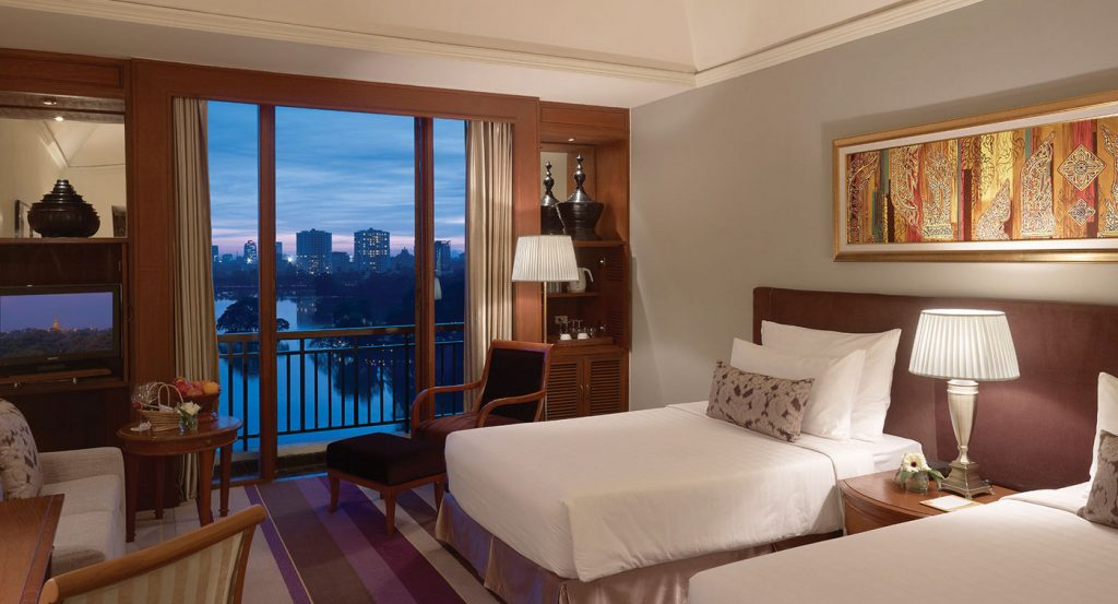 Early Check in Special Offer at Chatrium Hotel Royal Lake Yangon