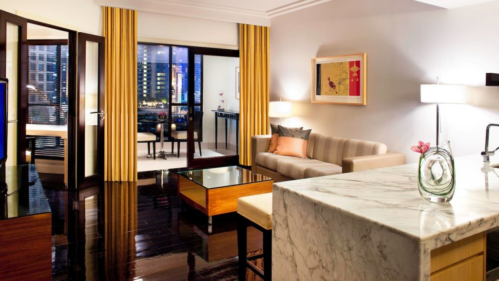 Complimentary meals and Late Check-outs at The Westin KL