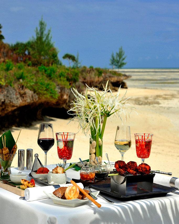 Honeymoon Romance at The Residence Zanzibar