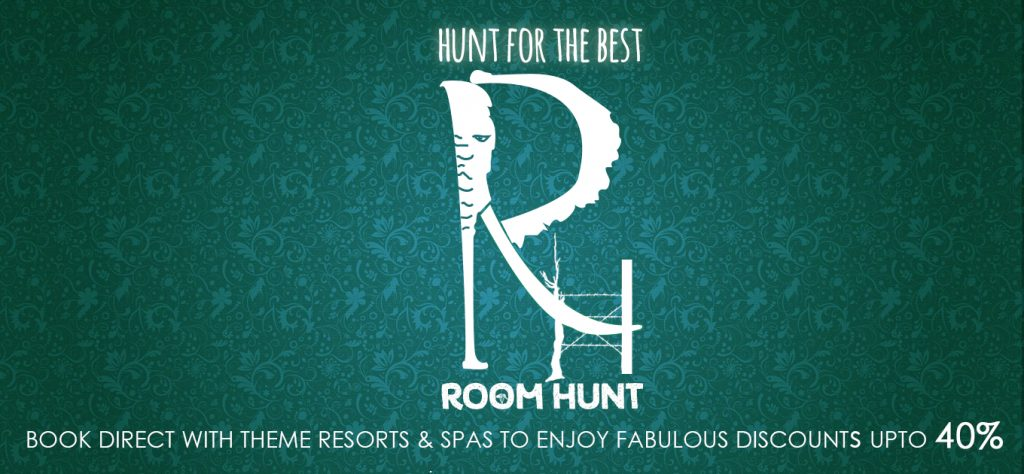ROOM HUNT (HUNT FOR THE BEST)