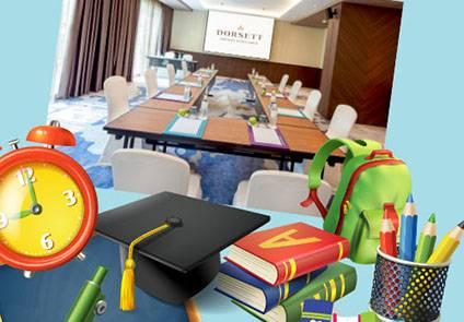 Meet at the classroom